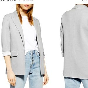 Top shop tweed blazer